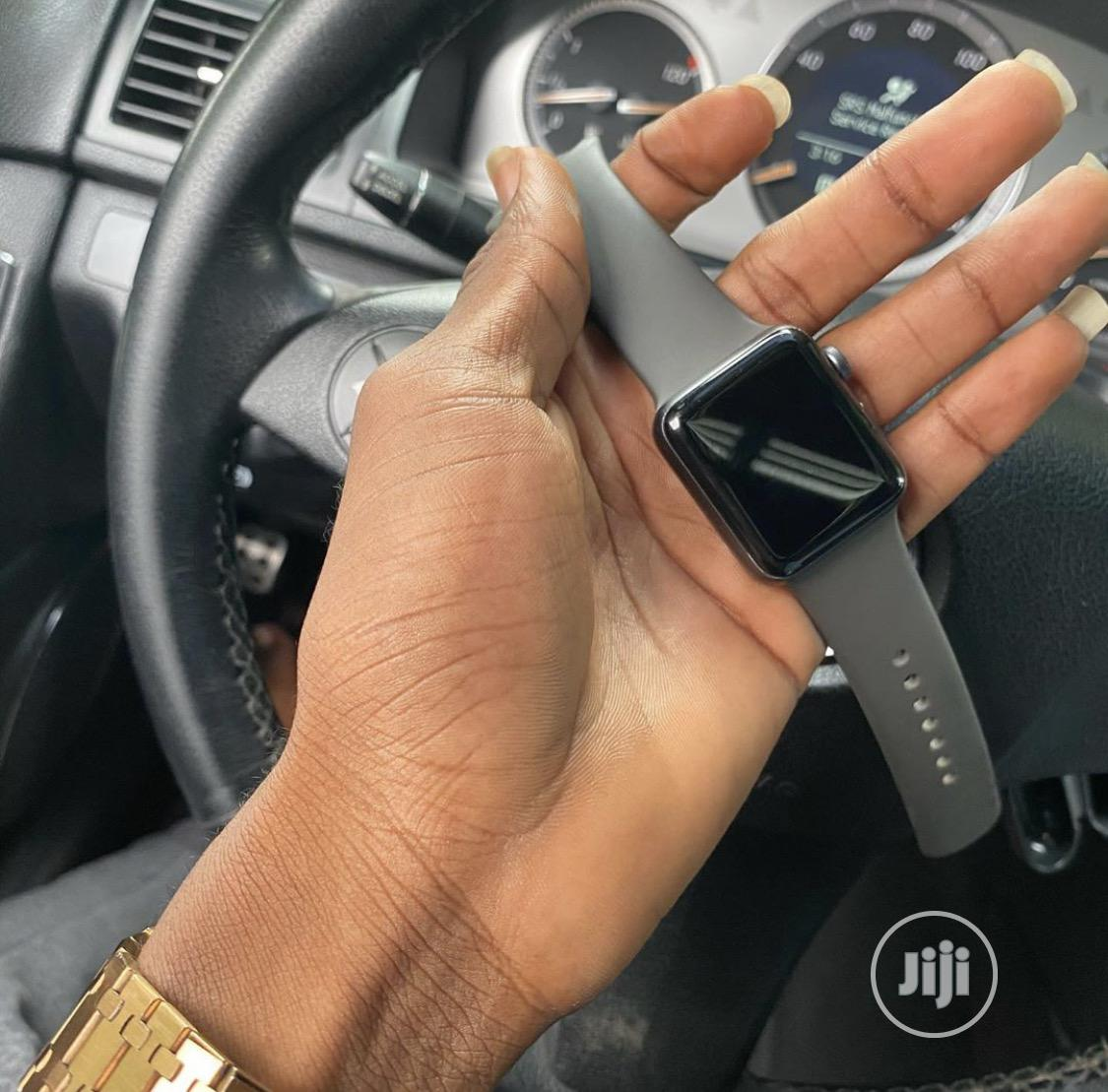 Iwatch Series 4 44mm Gps+Cellular   Smart Watches & Trackers for sale in Ikeja, Lagos State, Nigeria