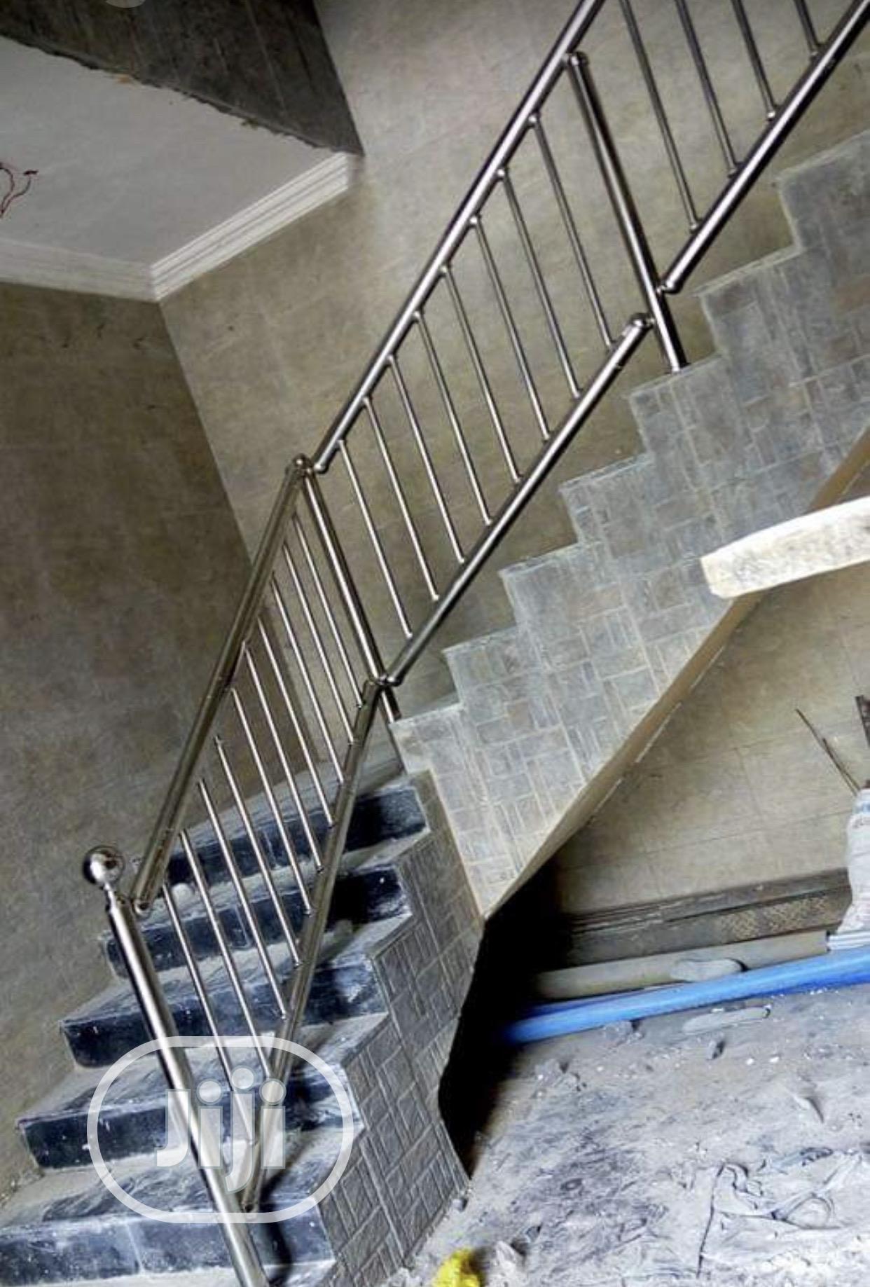Stainless Steel Handrails