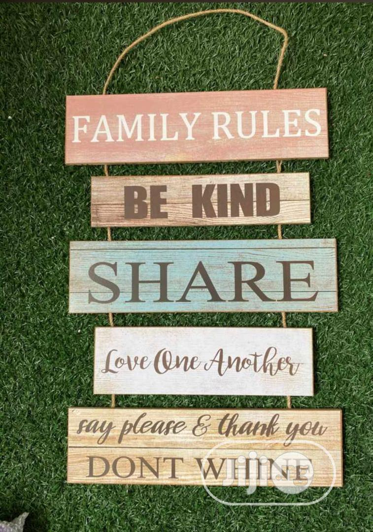 Archive: Family Rules