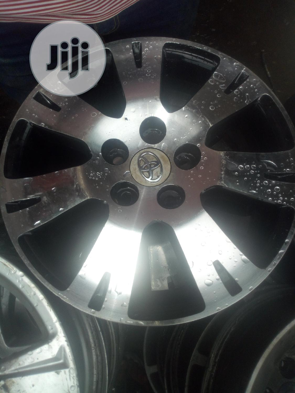 Archive: Alloy Rims 16 Inches