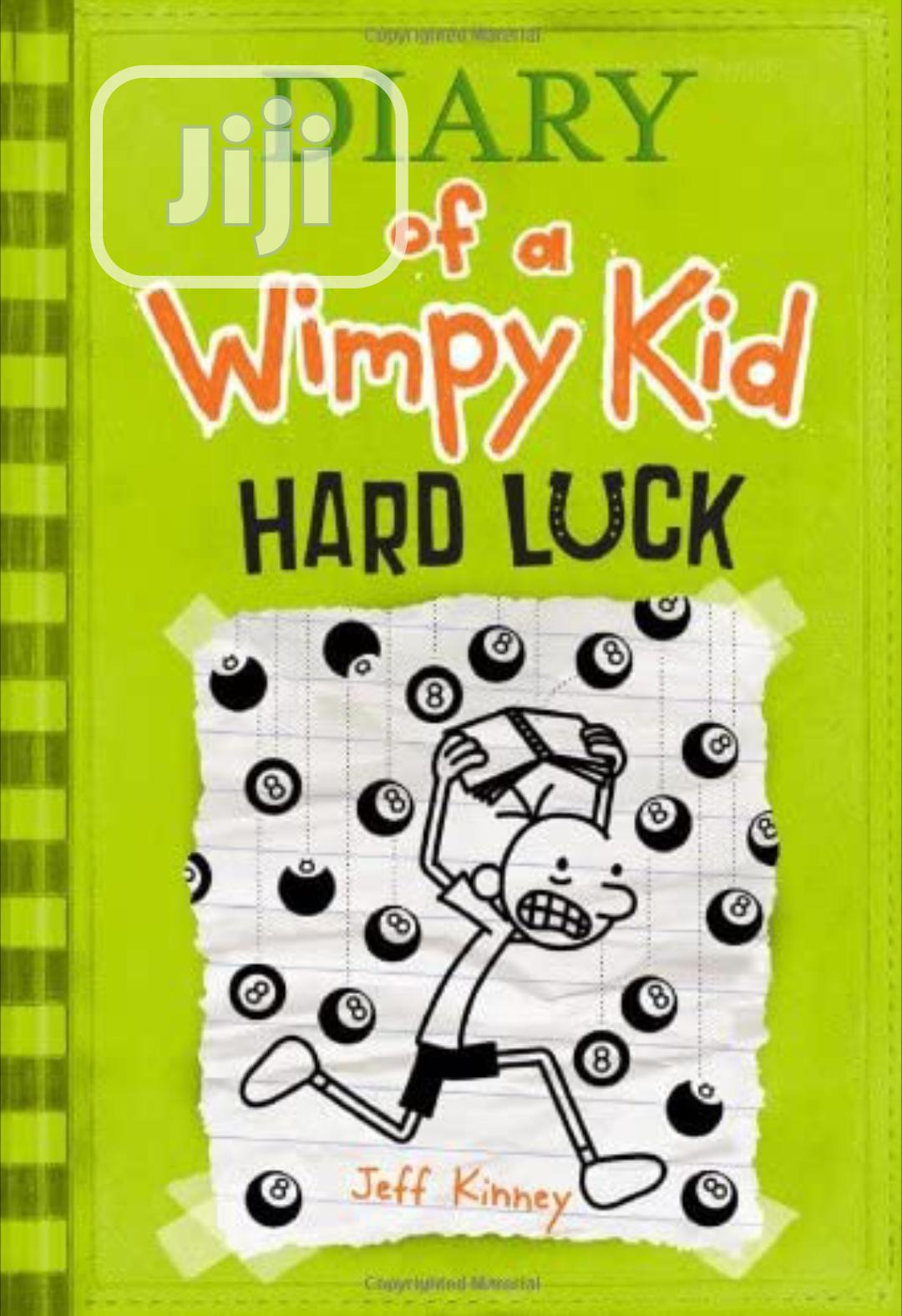 Archive: Diary of a Wimpy Kid Book 8: Hard Luck by Jeff Kinney