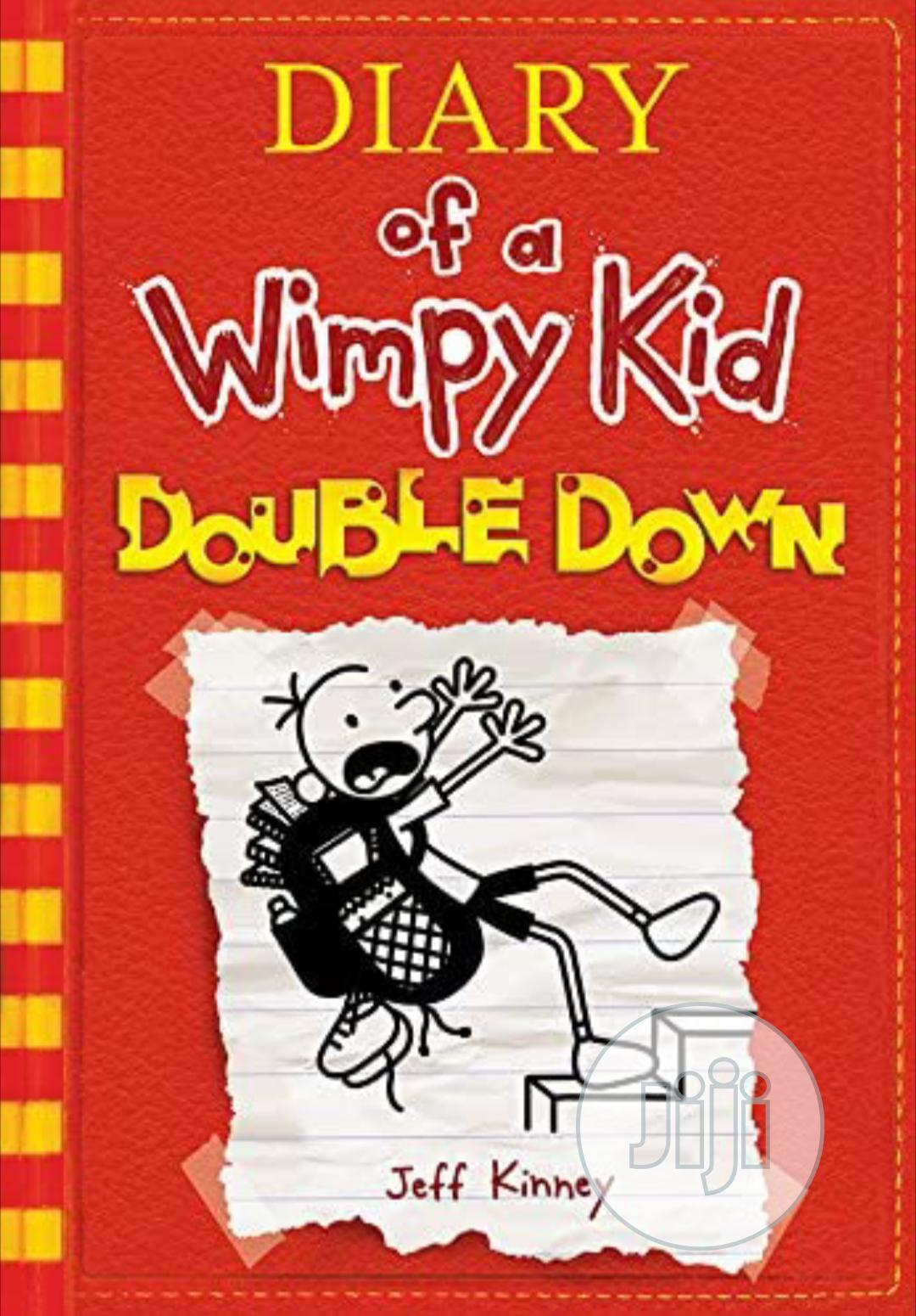 Archive: Diary of a Wimpy Kid Book 11: Double Down by Jeff Kinney