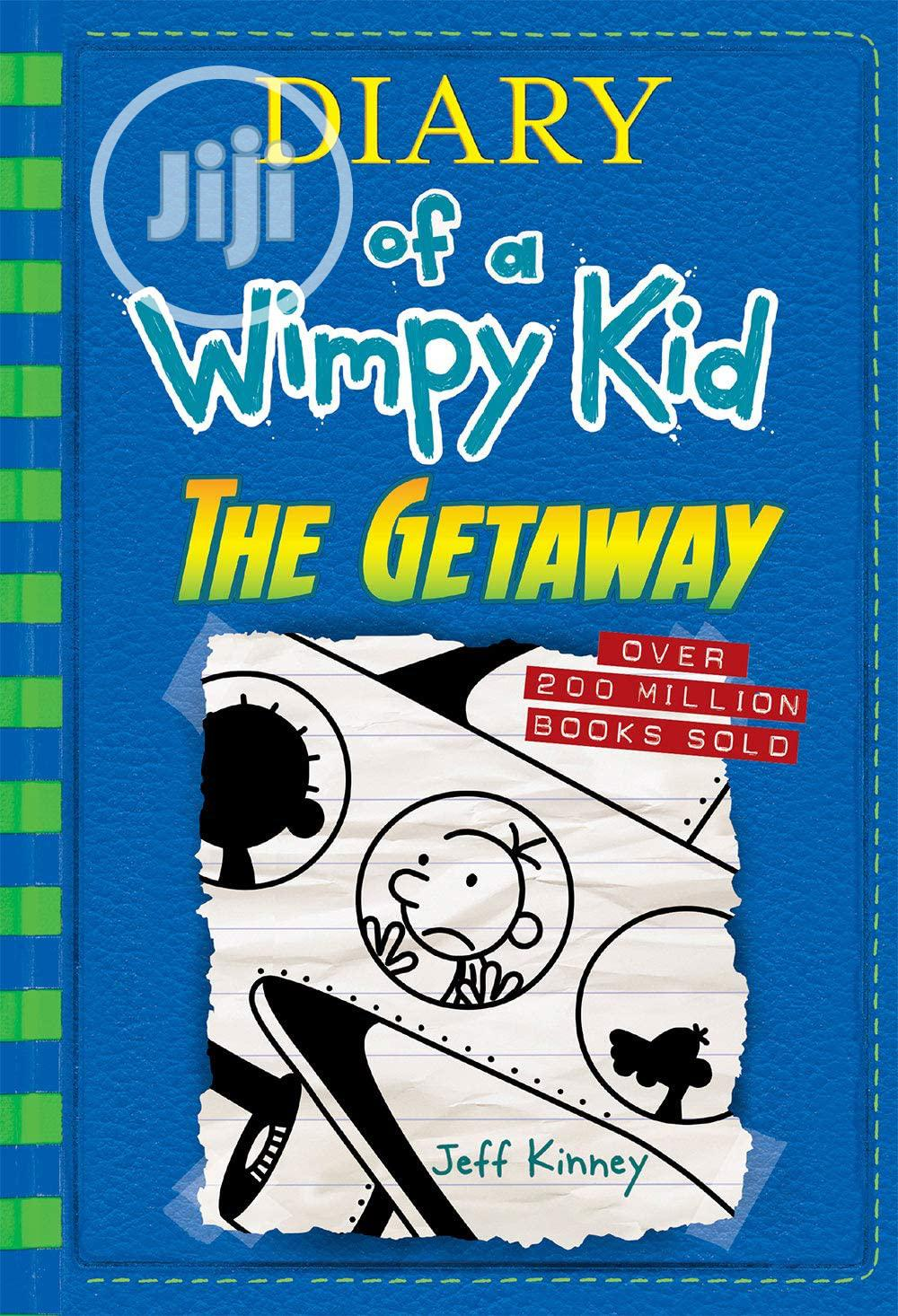 Archive: Diary of a Wimpy Kid Book 12: The Getaway by Jeff Kinney