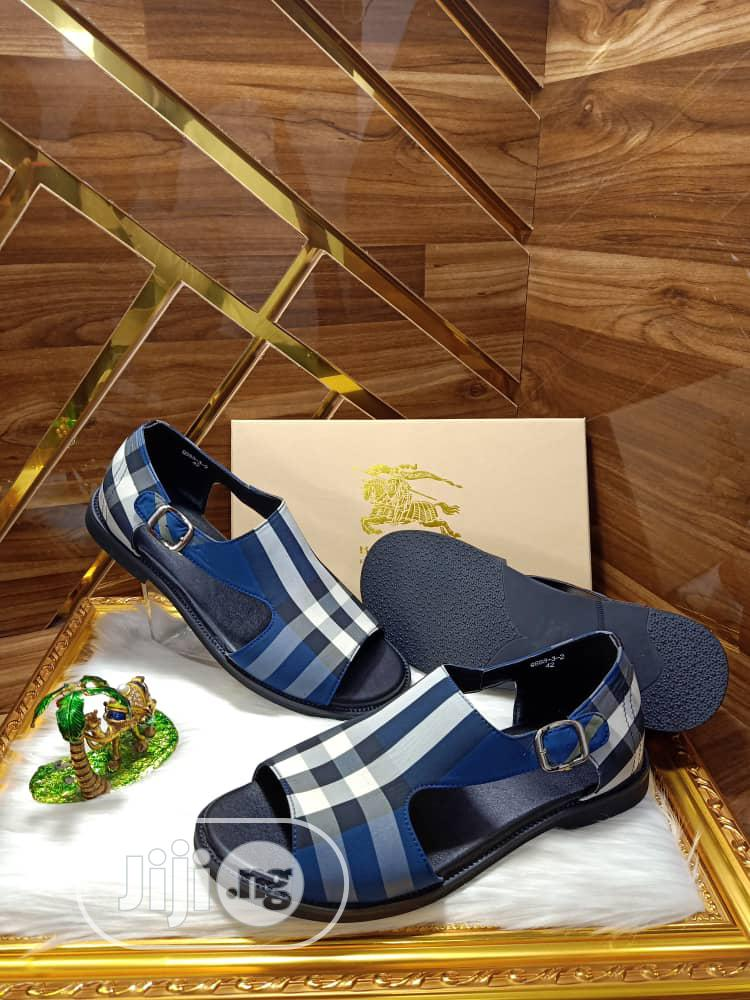 Burberry Sandals | Shoes for sale in Lagos Island (Eko), Lagos State, Nigeria