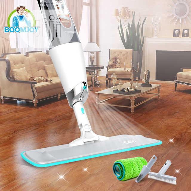 TOPFUTURE Healthy Clean Spray Squeeze Mop