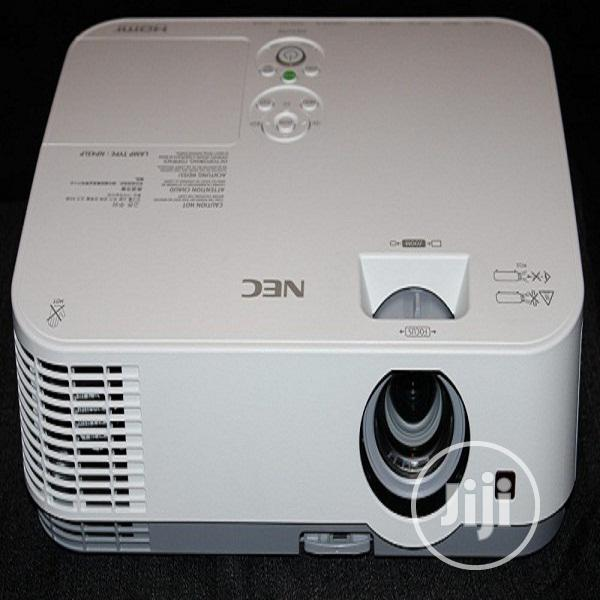 Nec Np-me331w Projector