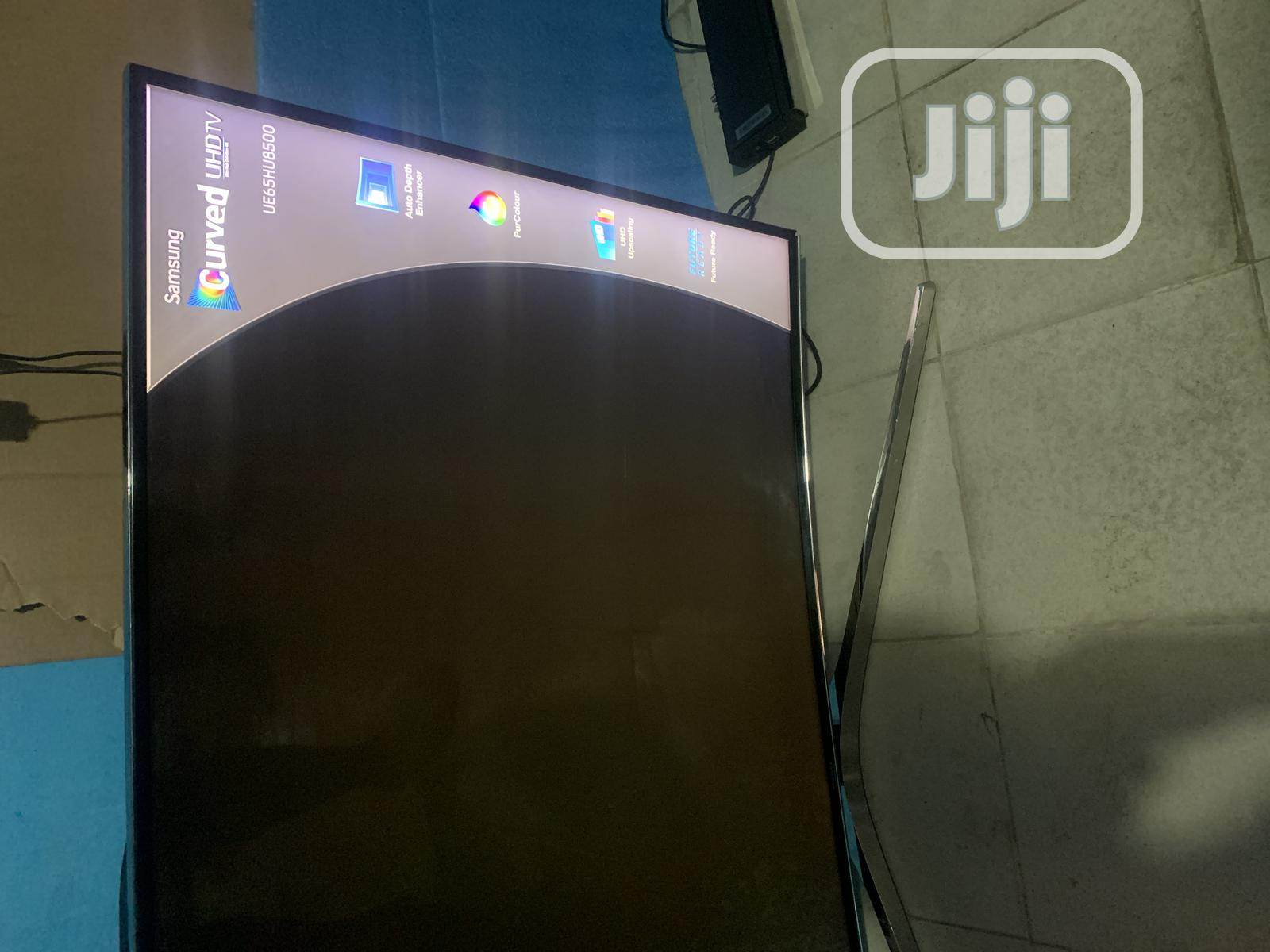 Archive: Samsung Curved UHD TV 55 Inches