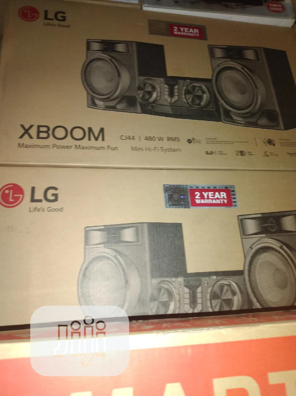 LG Cj44 Xboom Home Theatre