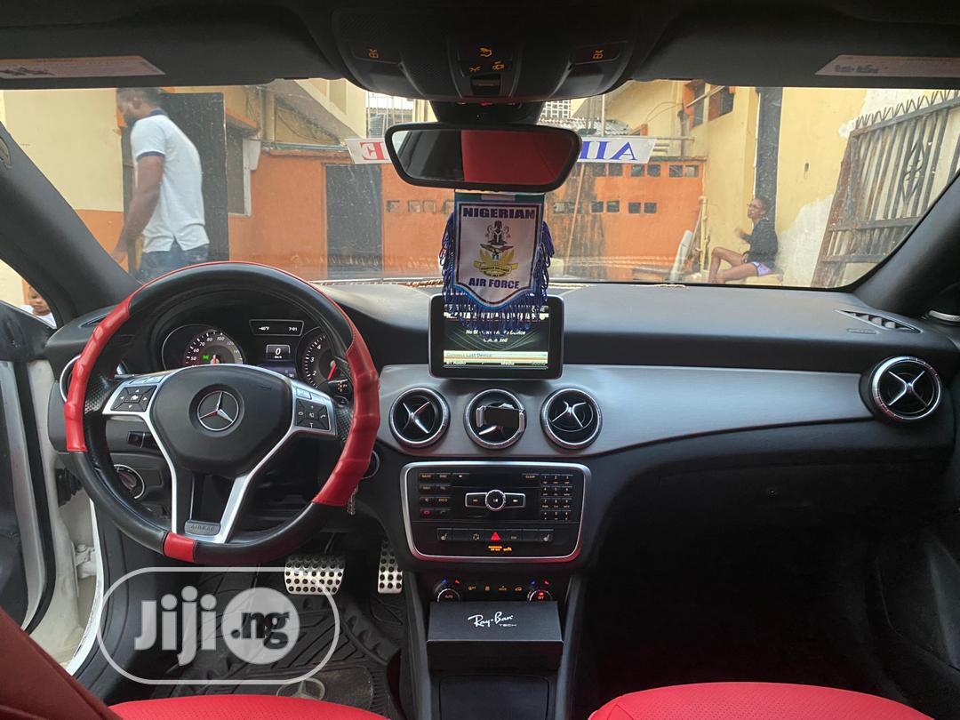 Mercedes-Benz CLA-Class 2014 White | Cars for sale in Ikeja, Lagos State, Nigeria