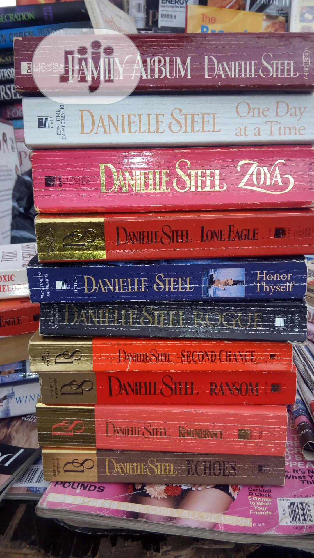 Archive: Danielle Steel Novel Collection