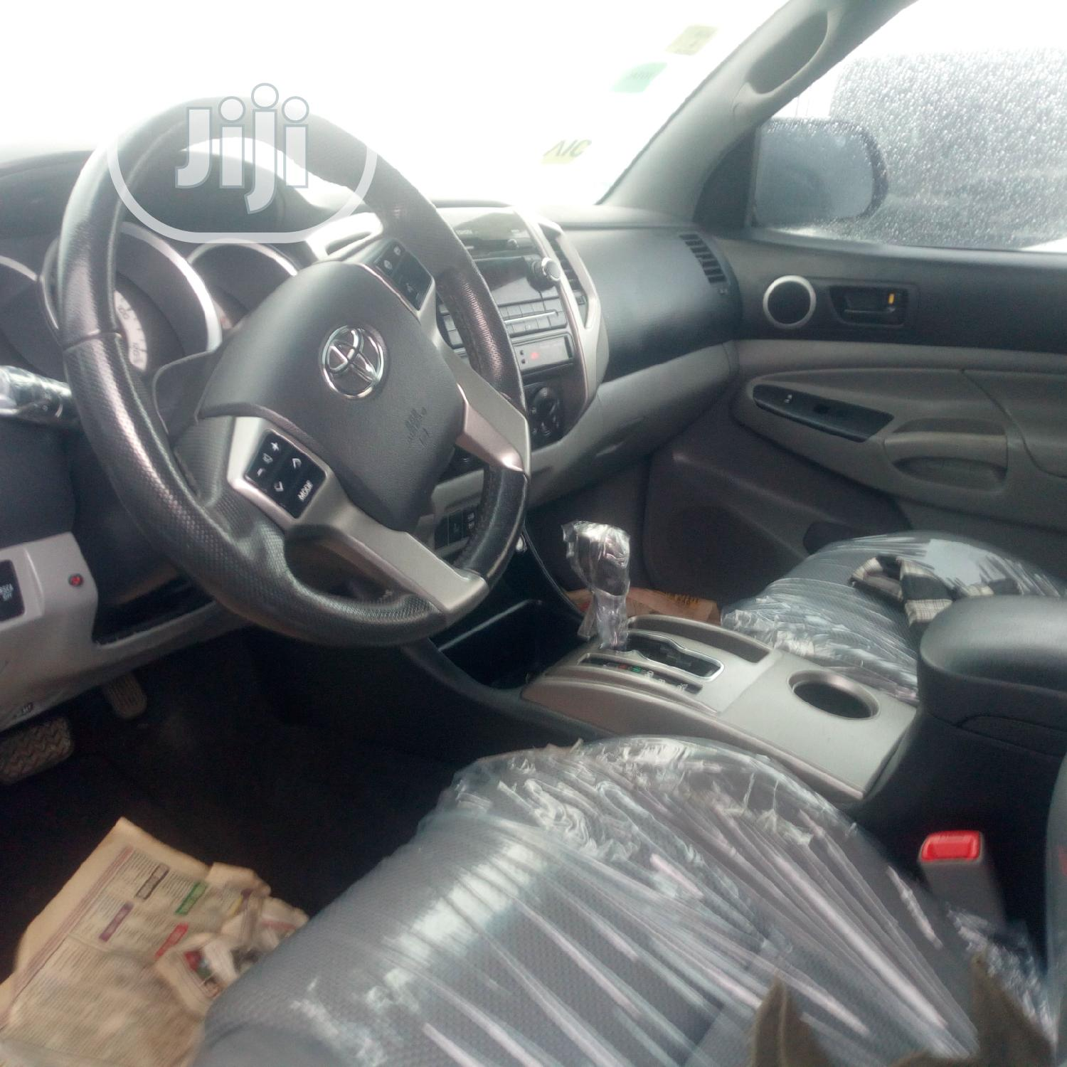 Toyota Tacoma 2013 Silver   Cars for sale in Apapa, Lagos State, Nigeria