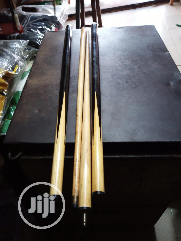 Snooker Stick Detachable