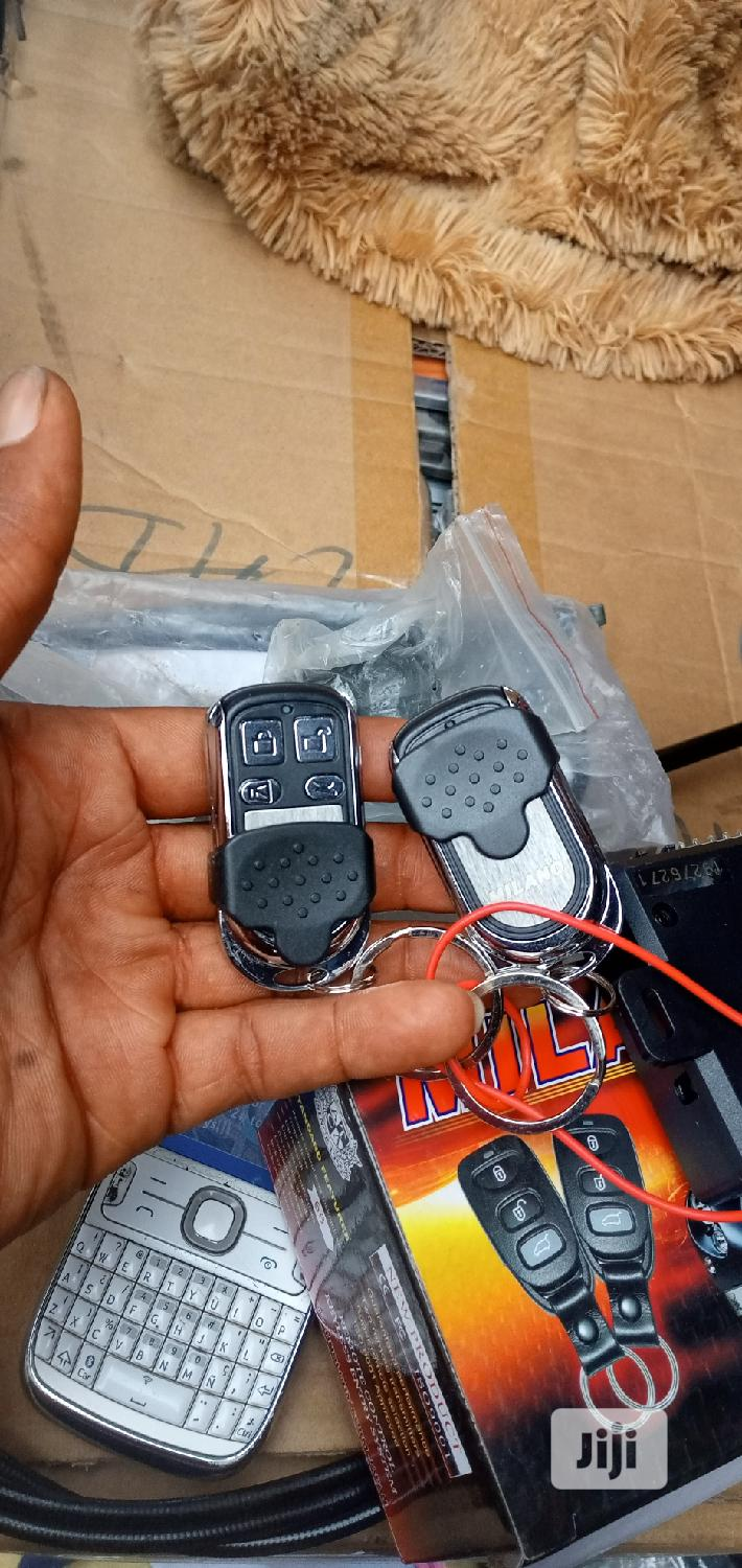 Remote Control For All Vehicles