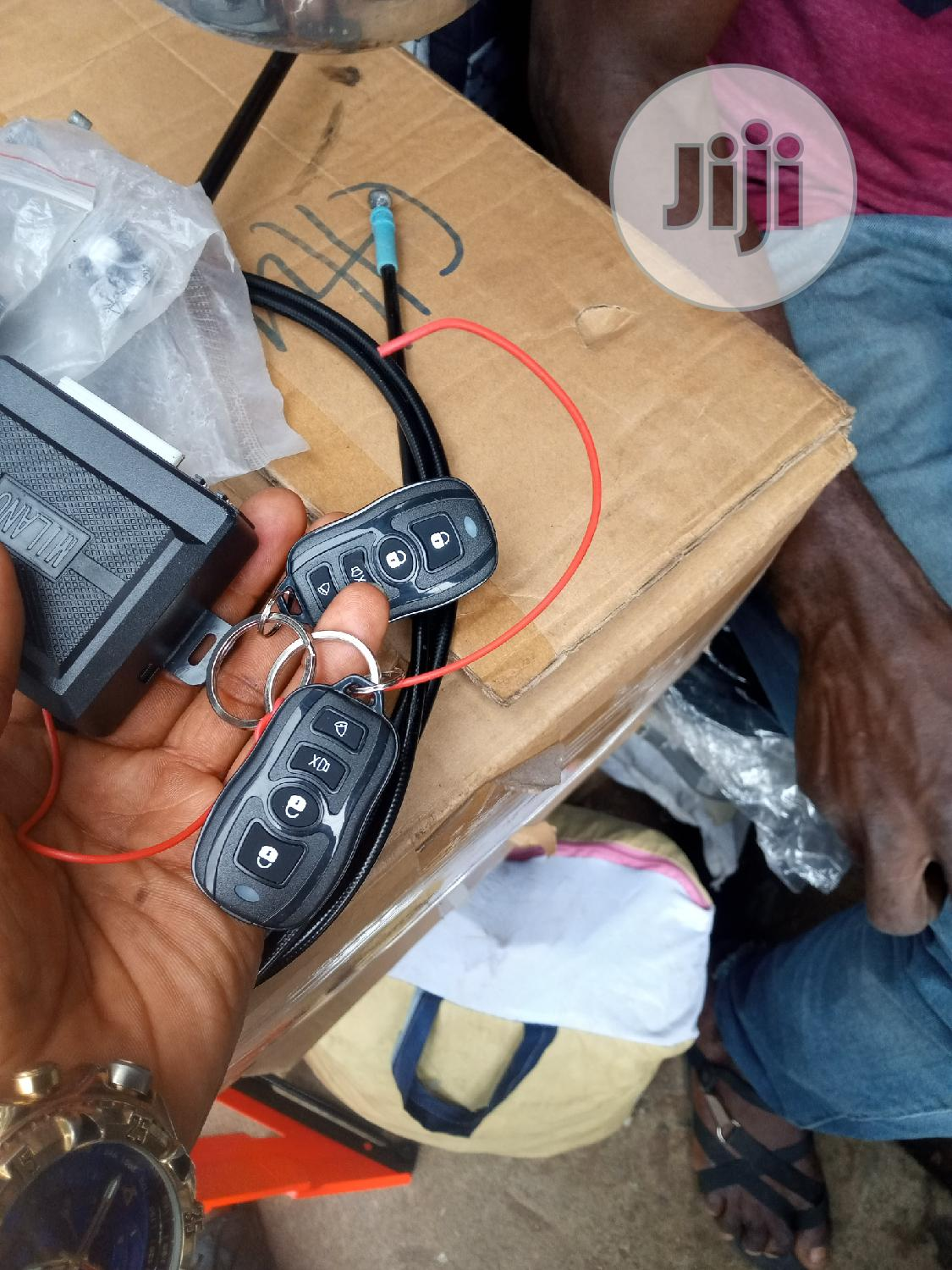 Remote Control For All Vehicles | Vehicle Parts & Accessories for sale in Surulere, Lagos State, Nigeria