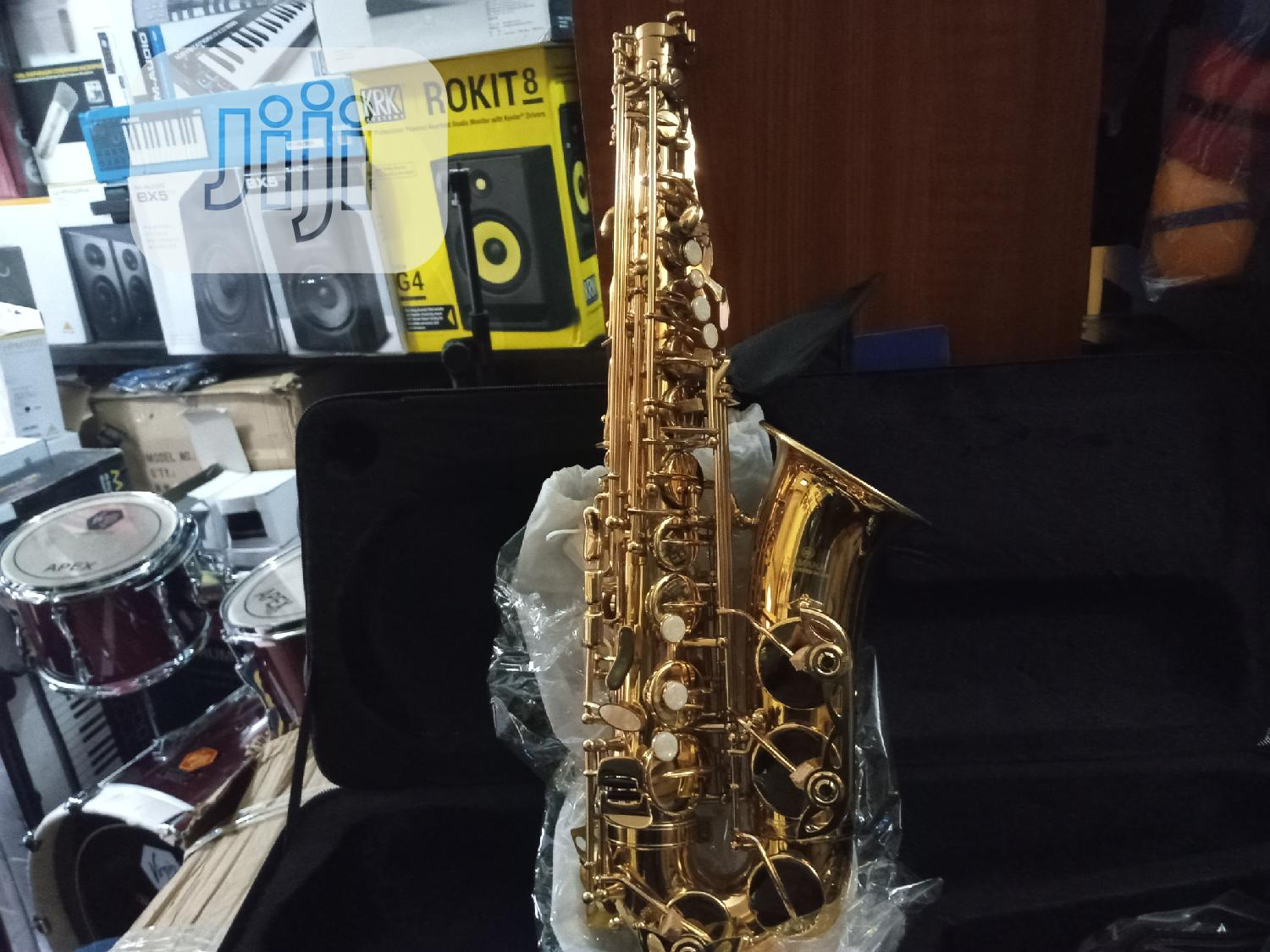 Yamaha Alto Saxophone | Musical Instruments & Gear for sale in Ajah, Lagos State, Nigeria
