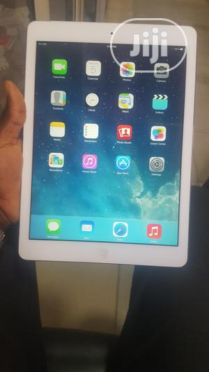 Apple iPad Air 16 GB Silver   Tablets for sale in Lagos State, Ikeja