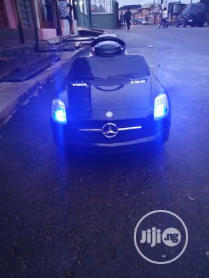 Tokunbo Uk Used Mercedes Benz Toy Car Black | Toys for sale in Lagos State, Ikeja