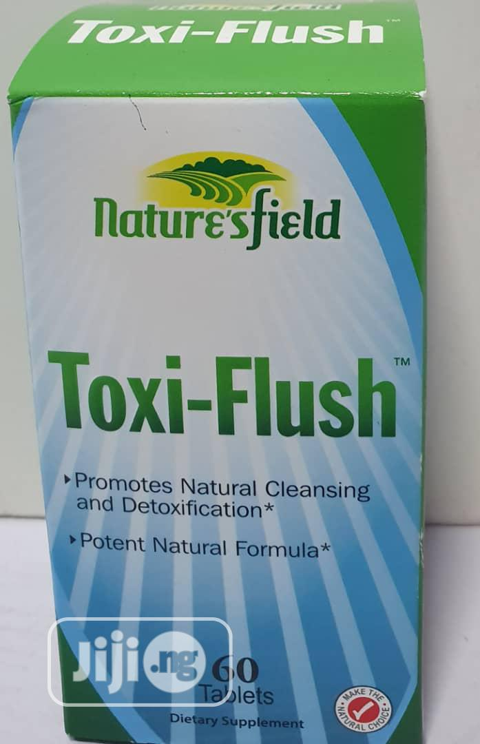 Nature Field Toxi-flush;Natural Cleansing