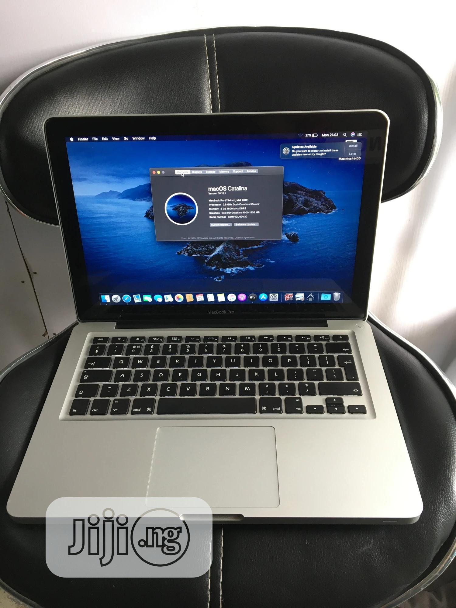 Laptop Apple MacBook Pro 8GB Intel Core i7 HDD 1T