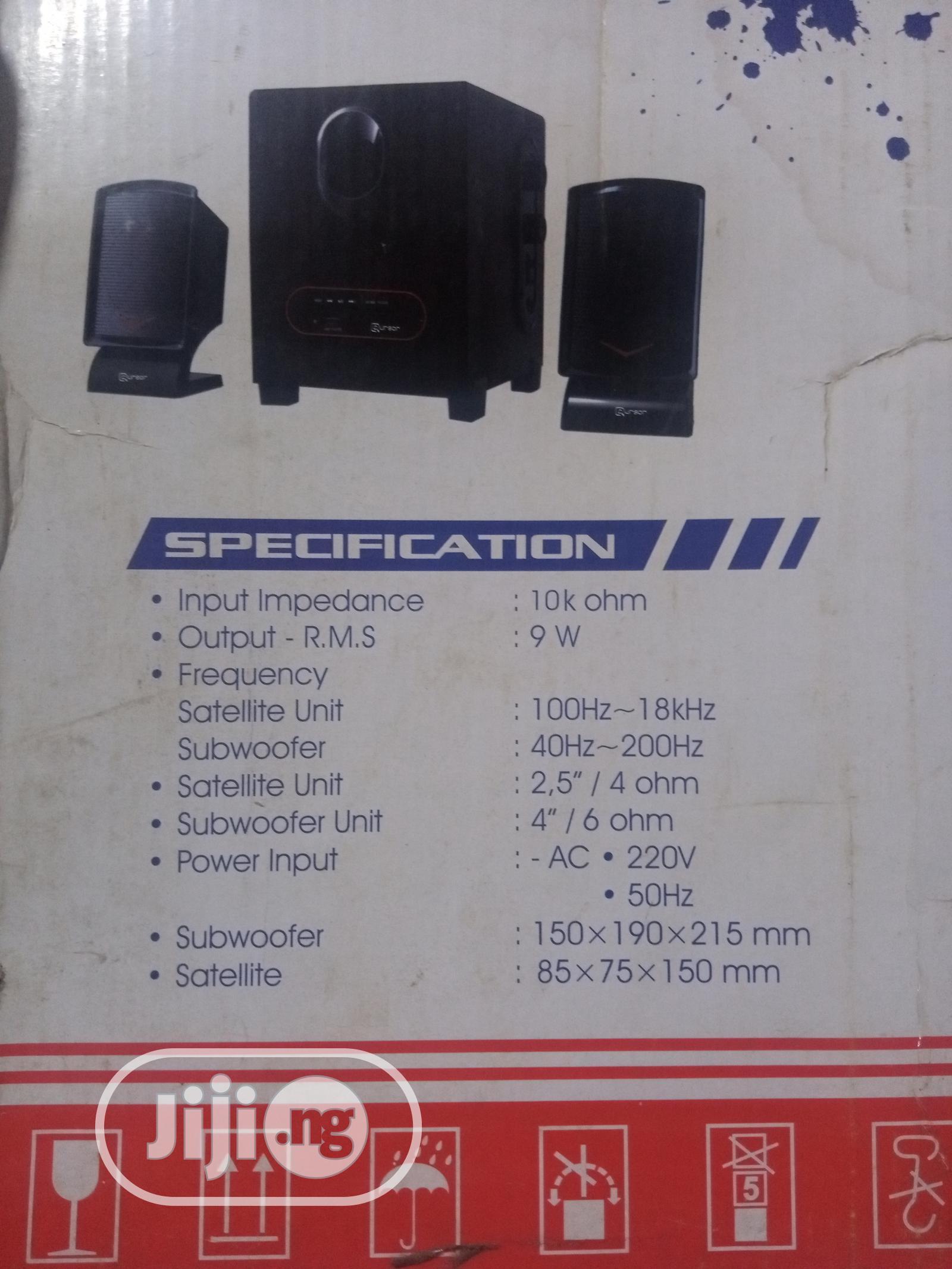Cursor Multimedia Subwoofer Sound System | Audio & Music Equipment for sale in Ikeja, Lagos State, Nigeria