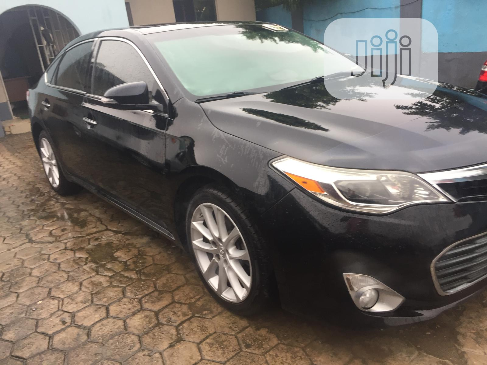 Toyota Avalon 2013 Black   Cars for sale in Ikeja, Lagos State, Nigeria
