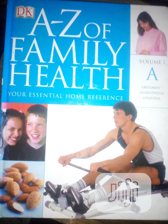 A-Z Of Family Health: Vol 1-26