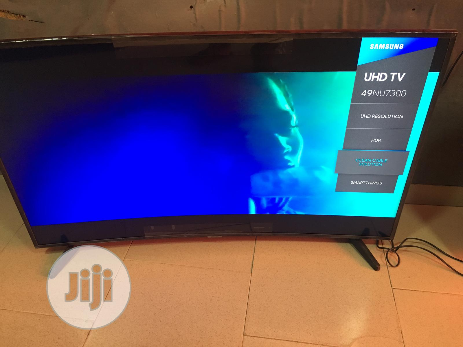 "49"" Samsung Uhd 4k Hdr Smart Tv 