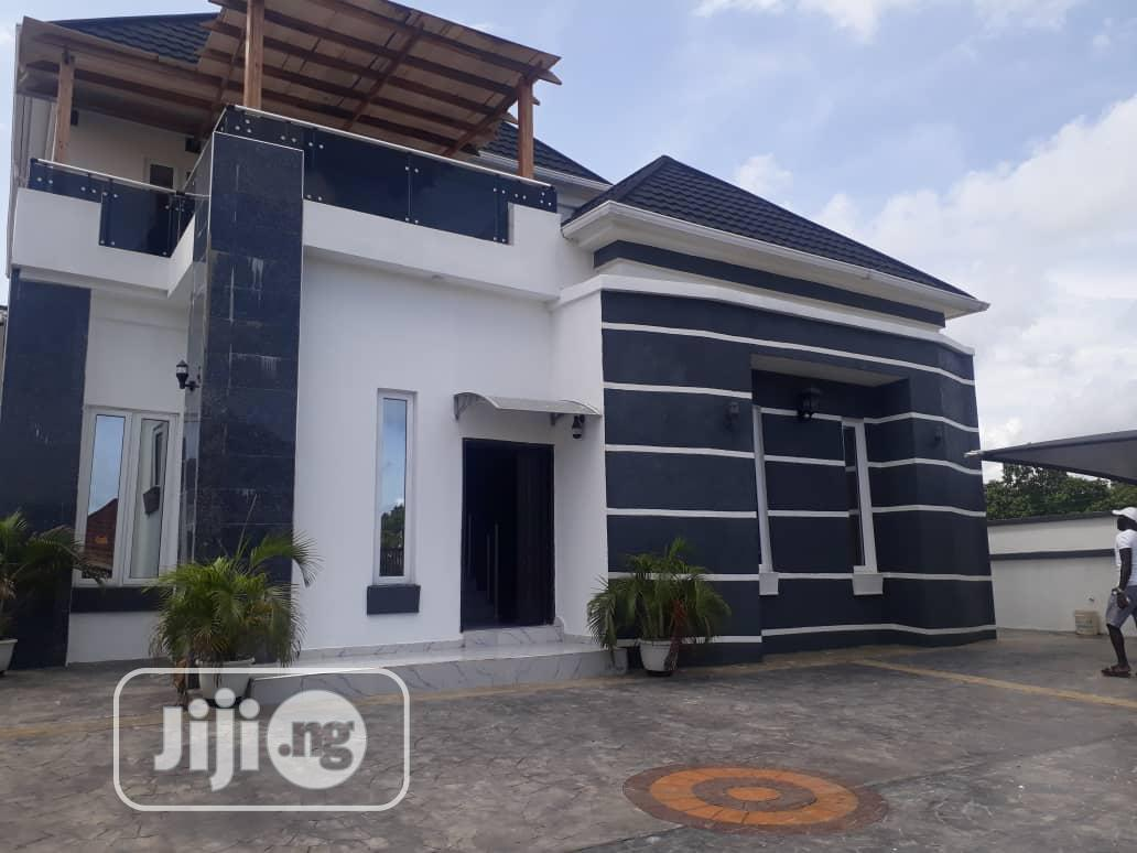 Lovely 4 Bedroom Fully Detached Duplex With BQ For Sale