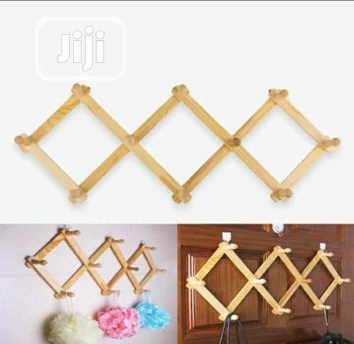 Collapsible Wooden Hanger