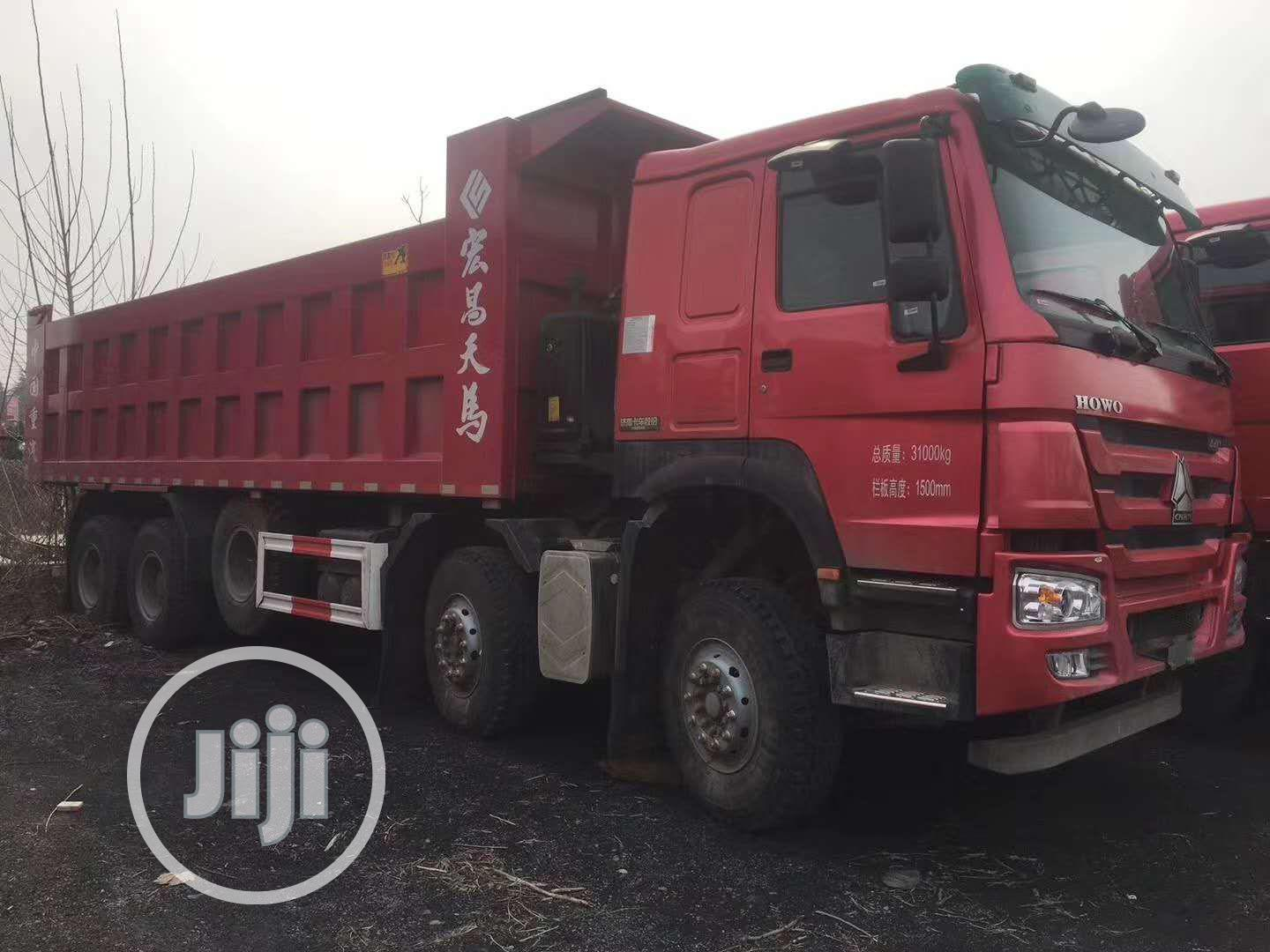 Foreign Used Howo Truck   Trucks & Trailers for sale in Amuwo-Odofin, Lagos State, Nigeria