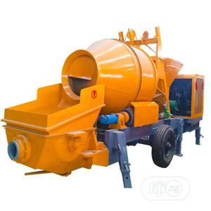Diesel Concrete Mixer With Pump   Heavy Equipment for sale in Lagos State, Amuwo-Odofin
