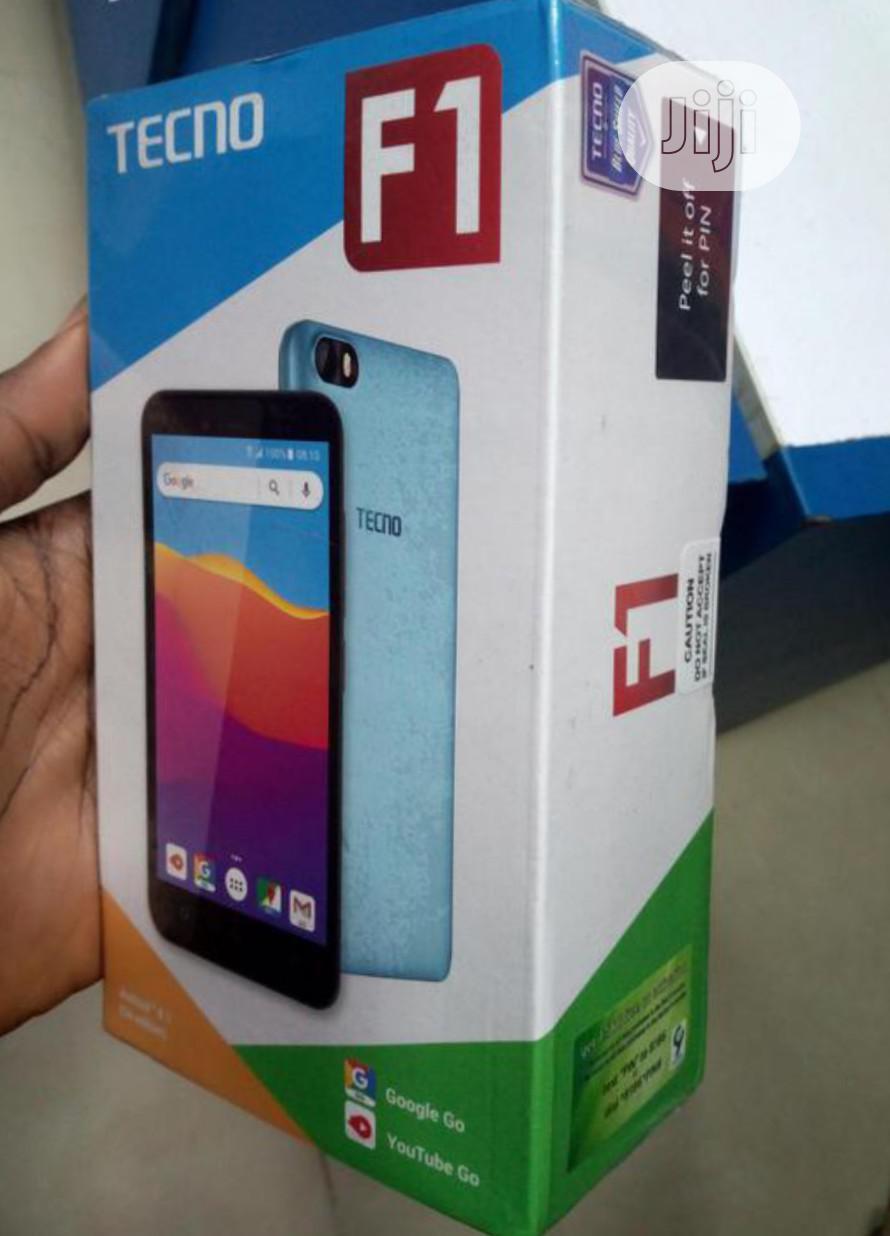 New Tecno F1 8 GB | Mobile Phones for sale in Ikotun/Igando, Lagos State, Nigeria