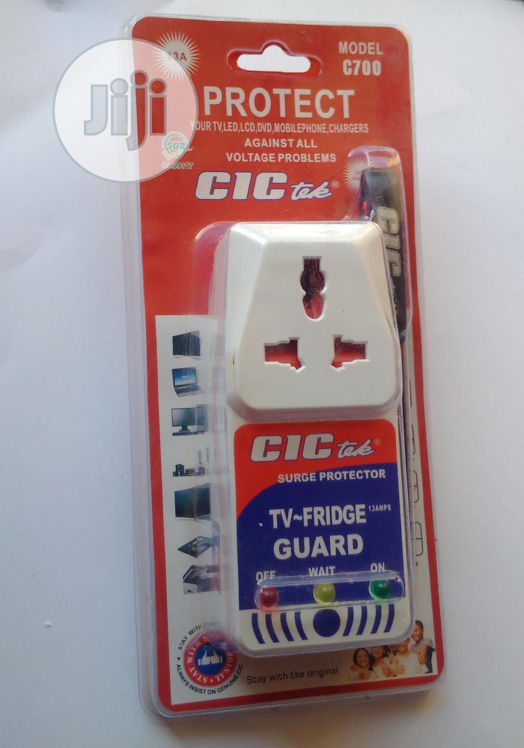 Archive: 13amps Tv And Fridge Guard/Surge Protector