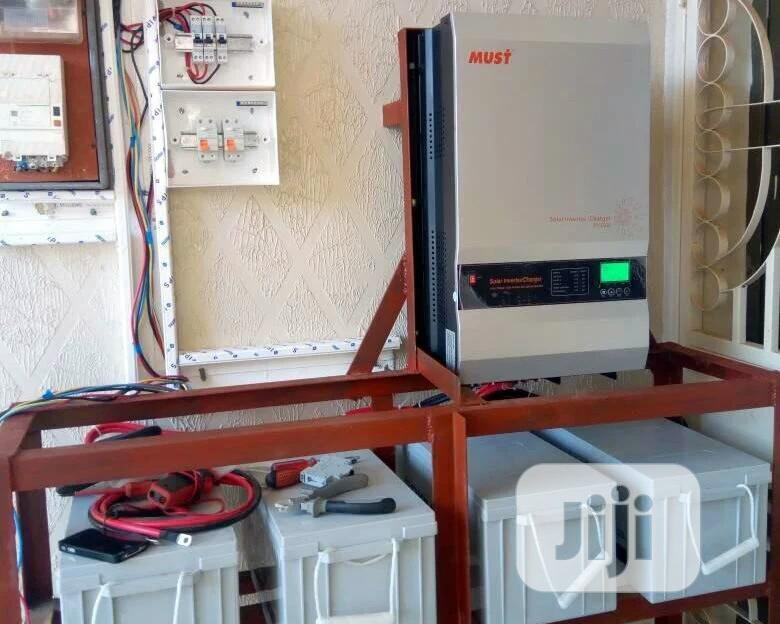 5kva Solar System Rugged And Durable