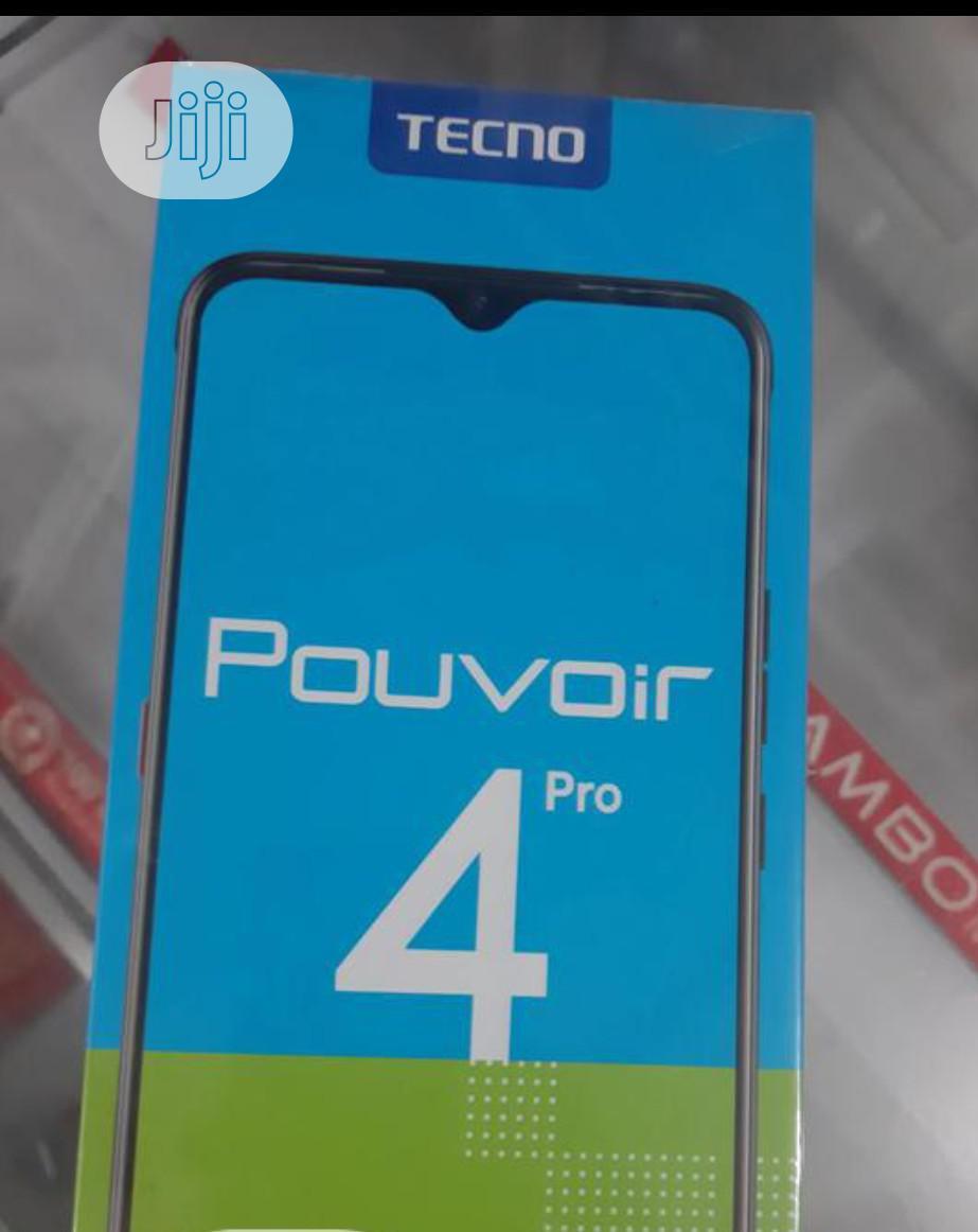 Archive: New Tecno Pouvoir 4 Pro 128 GB