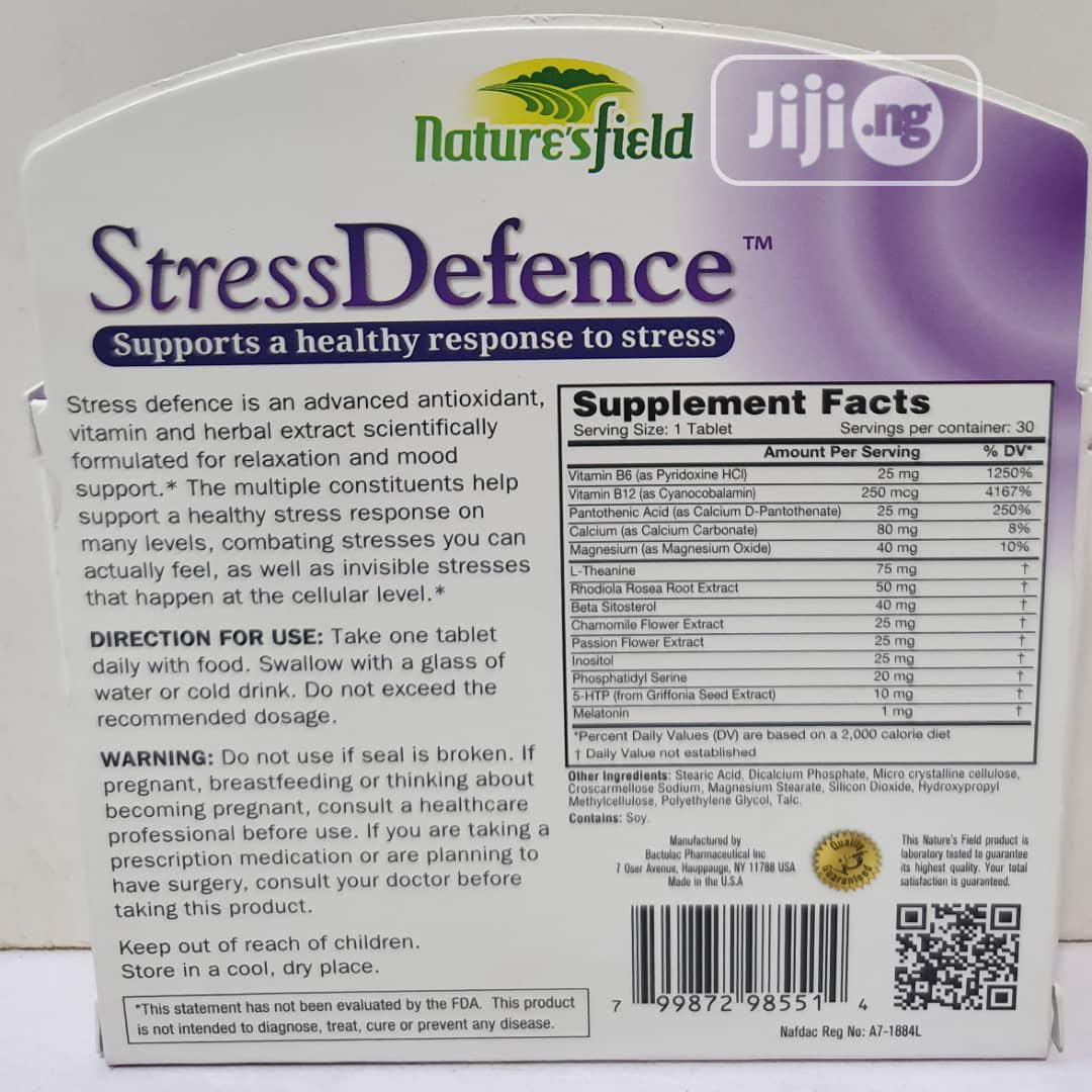 Nature's Field Stress Defence; Relaxation Mood Suppoert | Vitamins & Supplements for sale in Alimosho, Lagos State, Nigeria
