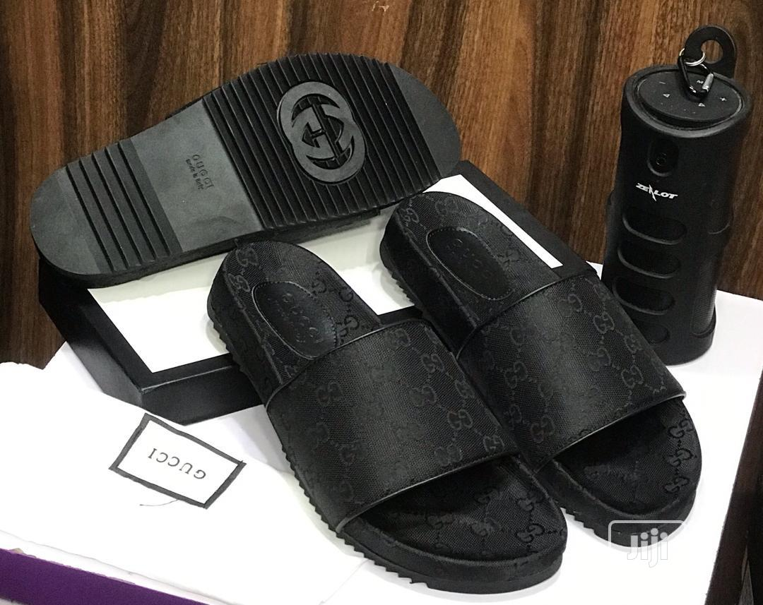 Gucci Slippers in Surulere - Shoes