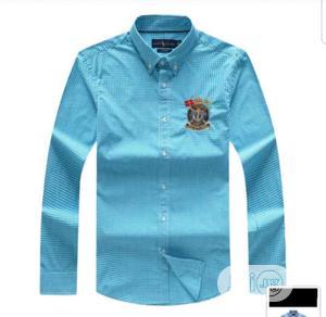 Polo Ralph Lauren Long Sleeve Shirts | Clothing for sale in Lagos State, Lagos Island (Eko)