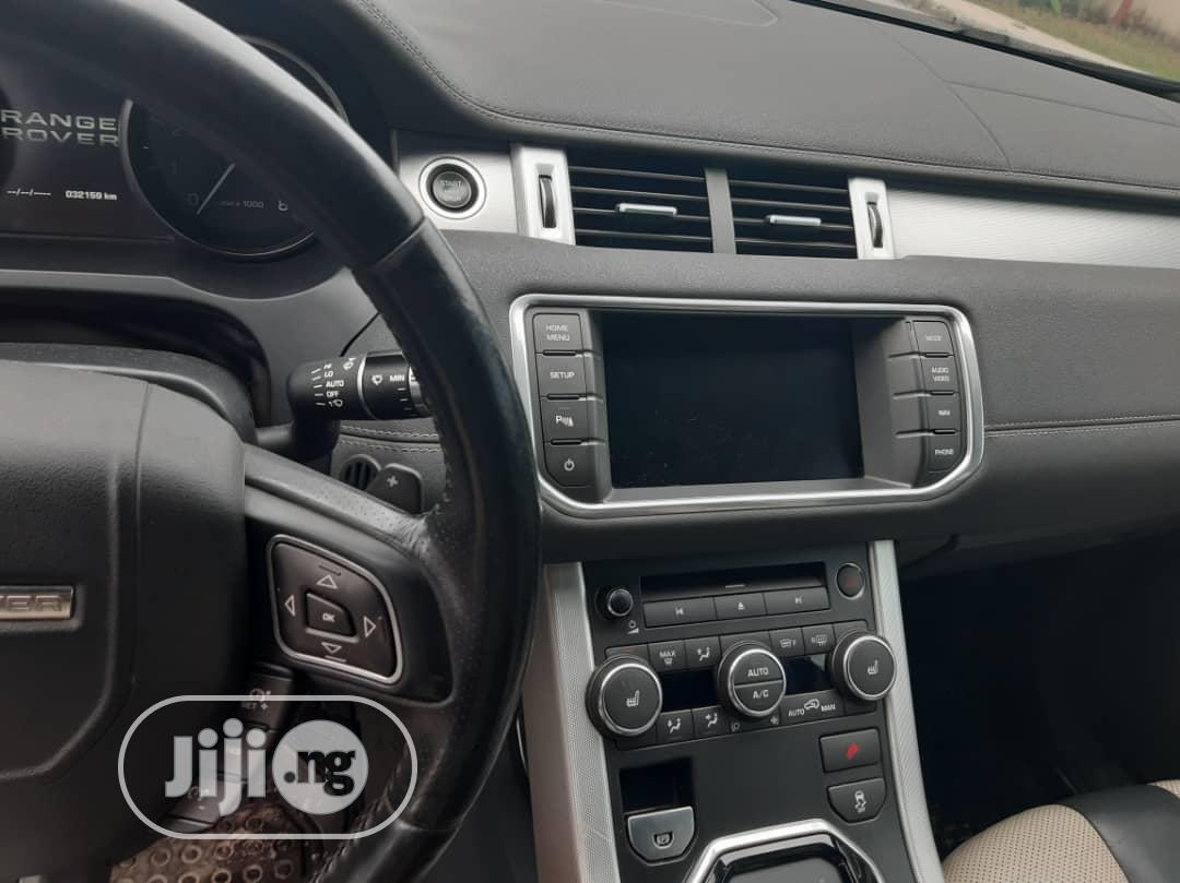 Land Rover Range Rover Evoque 2012 Black | Cars for sale in Ikoyi, Lagos State, Nigeria