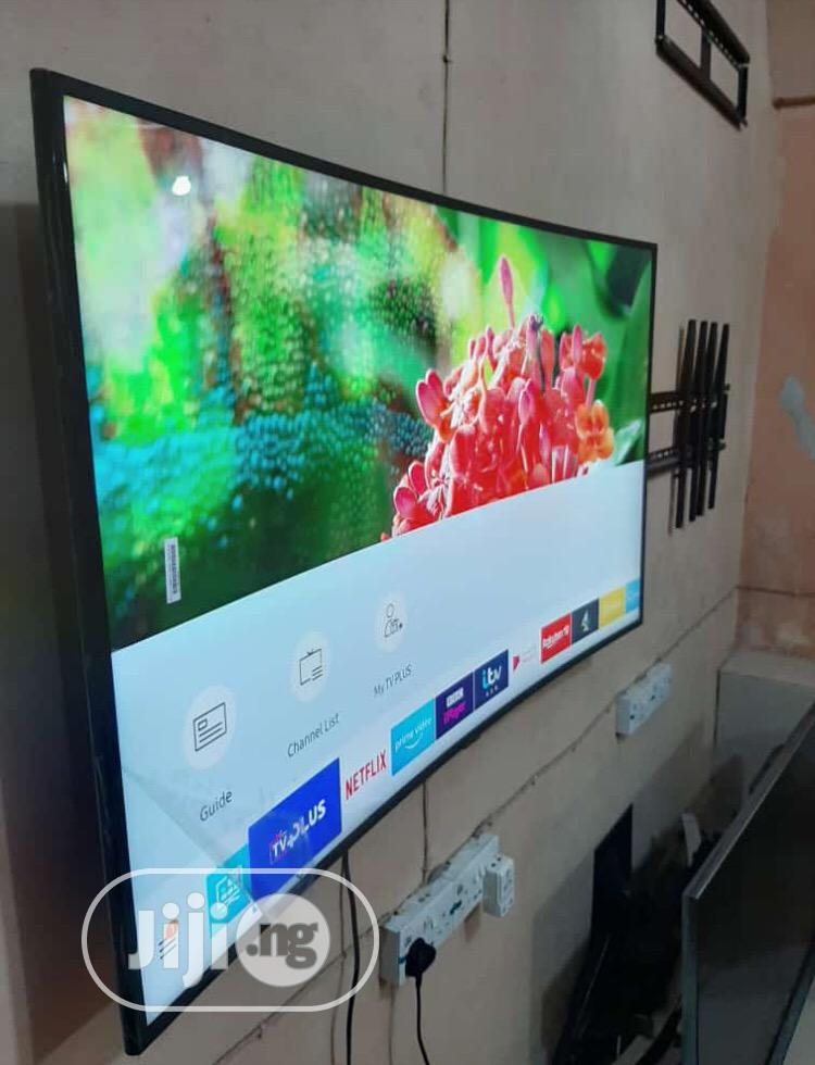 Samsung 49 Smart 4k Uhd With HDR Tv   TV & DVD Equipment for sale in Ojo, Lagos State, Nigeria