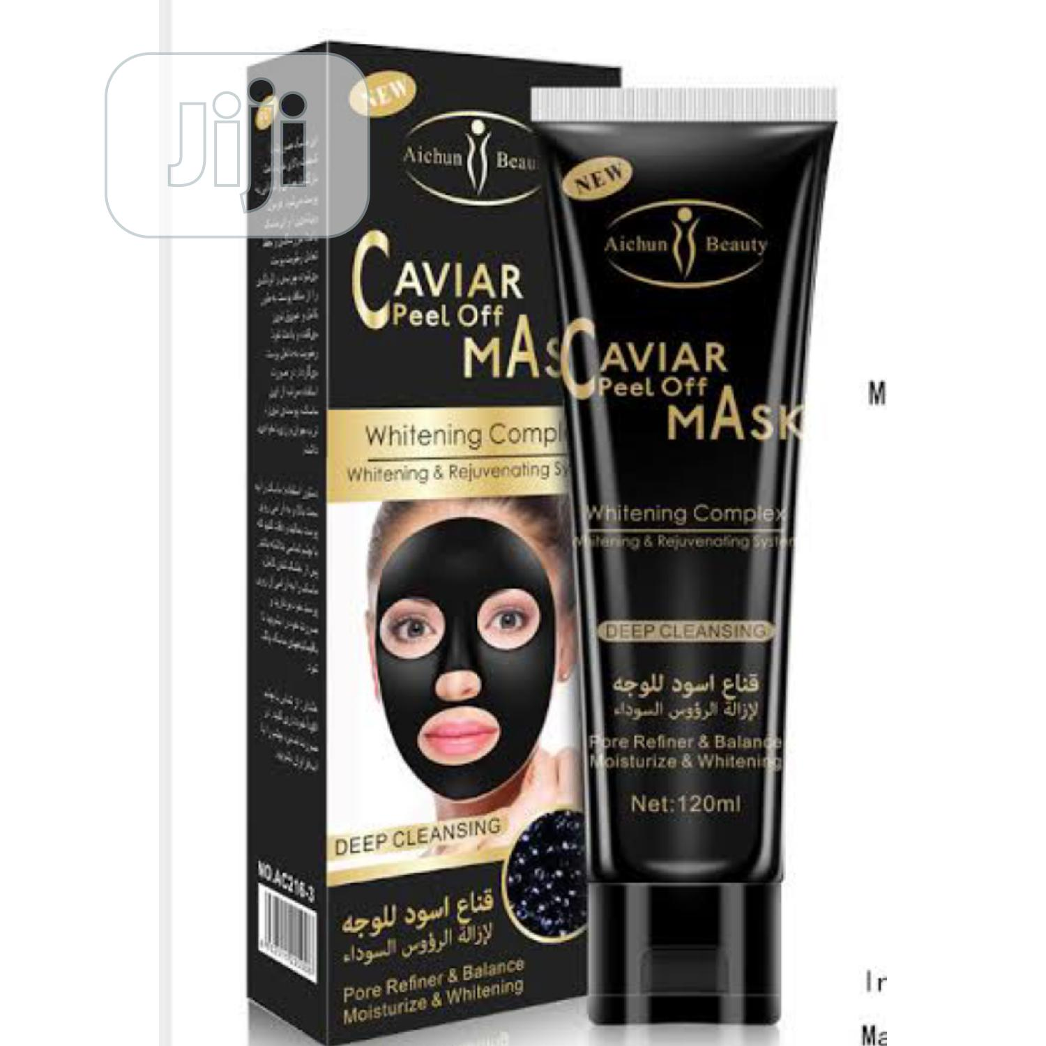 Archive: Caviar Peel Off Mask