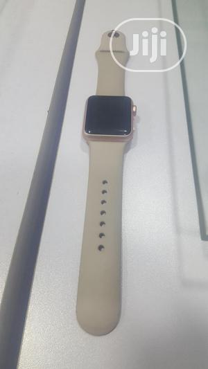 Apple I Watch Series1 (38)MM | Smart Watches & Trackers for sale in Lagos State, Ifako-Ijaiye