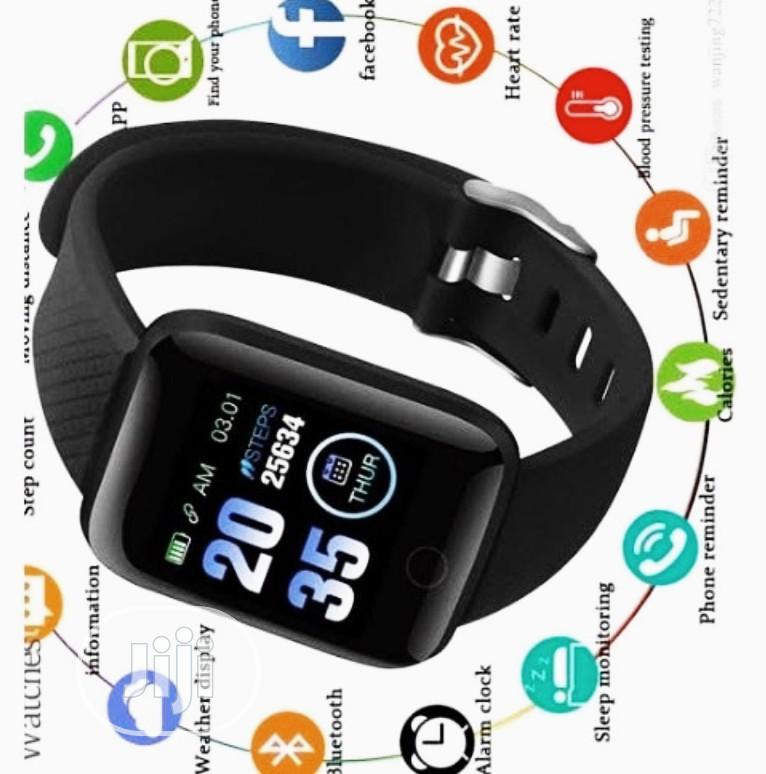 Archive: Smart Fitness Bracelet Watch With Notifications