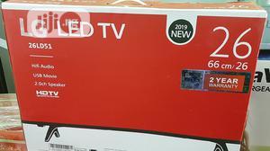 Lg Led Tv 26LK190BPTA   TV & DVD Equipment for sale in Kwara State, Ilorin East