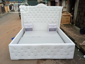 6by6feet Bedframes With 2 Bedside Drawers. Kings' Size Bed   Furniture for sale in Lagos State, Ajah