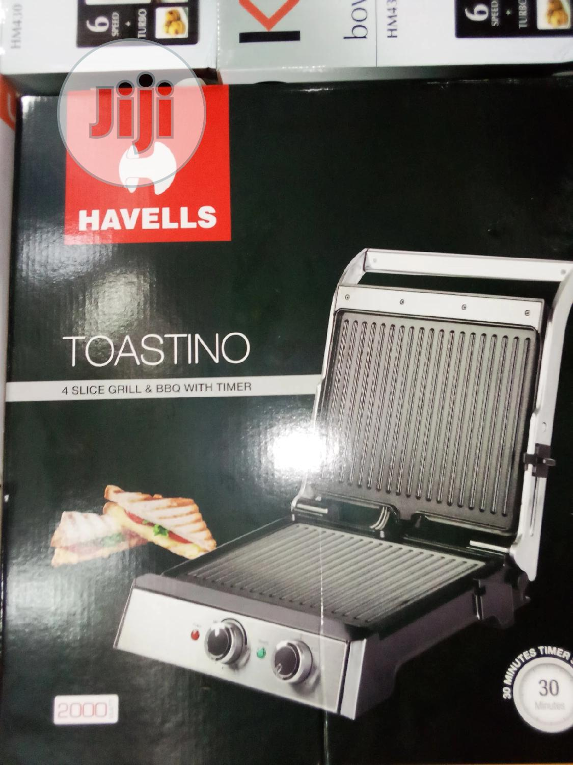 Grill Toaster