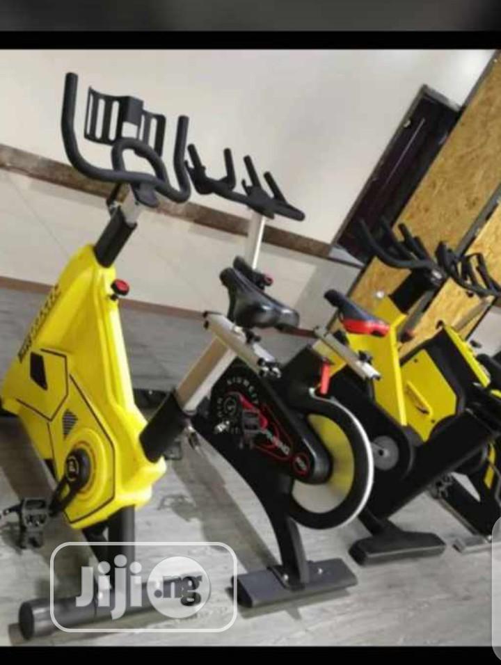 Archive: German Spinnig Bikes