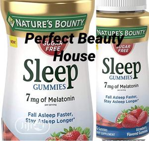 Nature's Bounty Sleep Gummies Tropical Punch Flavored 60 Gummies | Vitamins & Supplements for sale in Lagos State, Ikeja