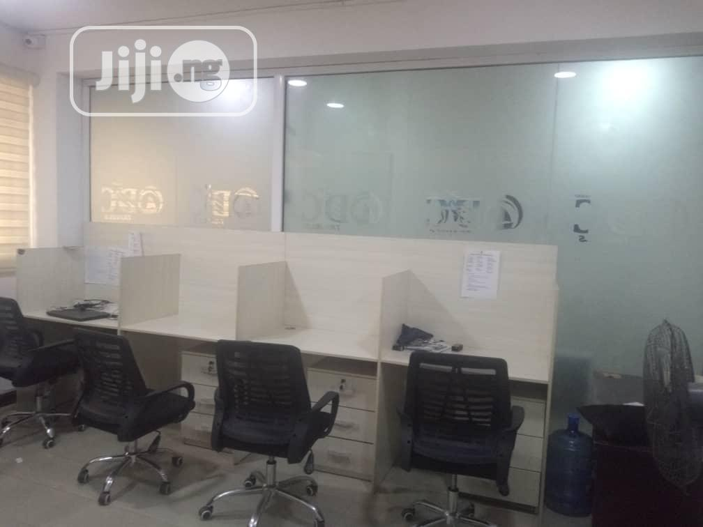 Standard Furnished And Dedicated Serviced Working Space | Building & Trades Services for sale in Ikeja, Lagos State, Nigeria