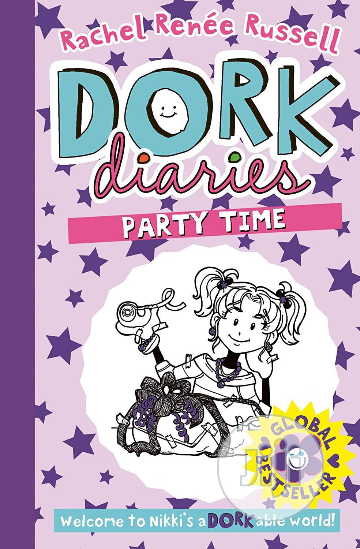 Dork Diaries Book 2: Party Time By Rachel Renee Russell